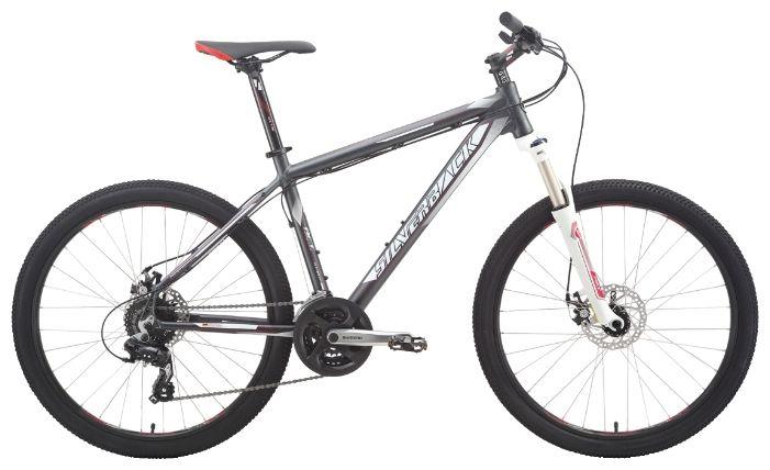 Велосипед Silverback Stride 20 (2015) сине-зеленый 20