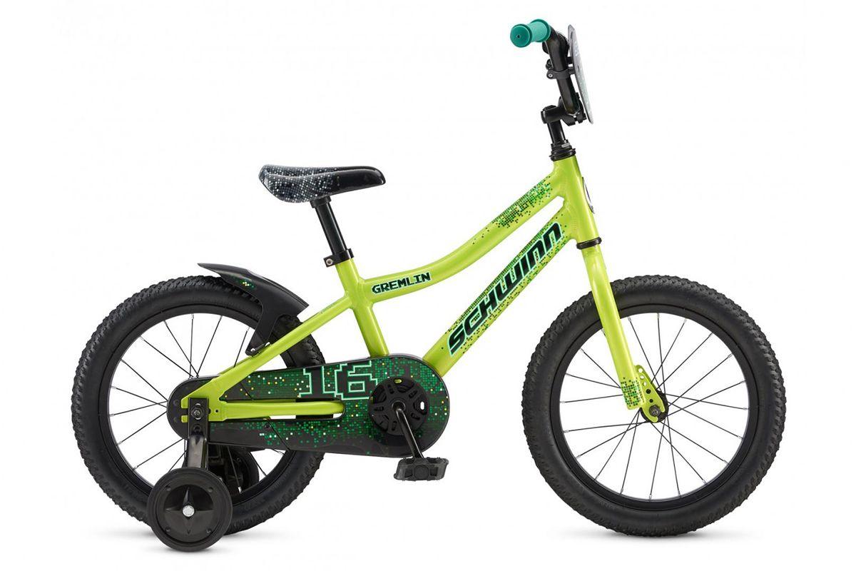 Велосипед Schwinn Gremlin 2018 чёрный one size