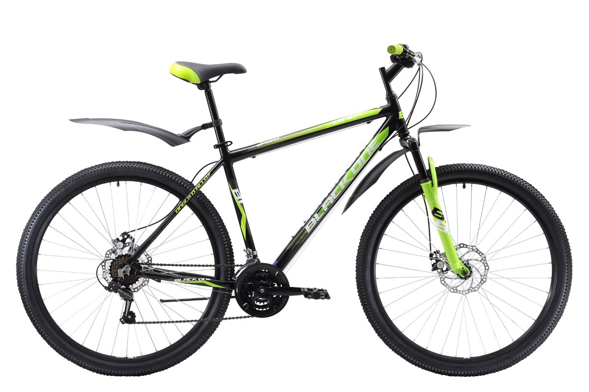 Велосипед Black One Onix Trail 29 D Alloy (2018)