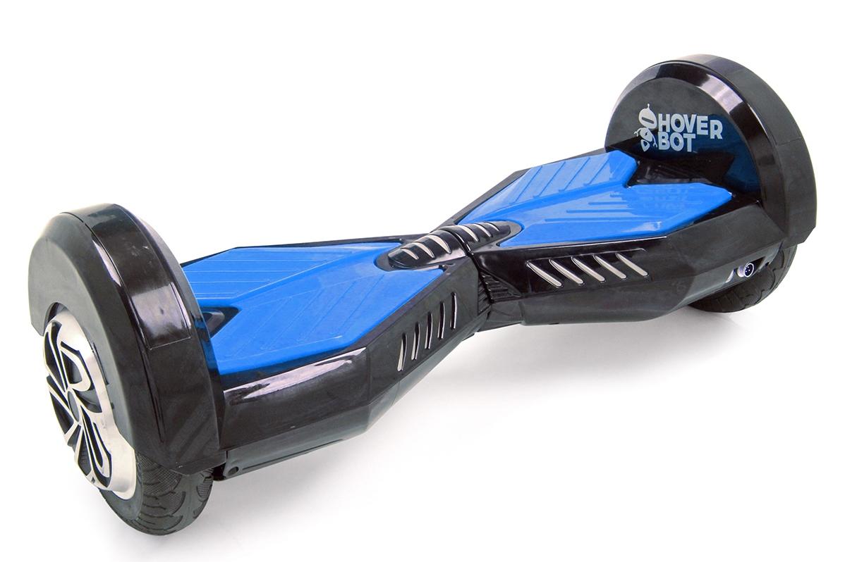 """Гироскутер Hoverbot B-1 (А-7) черно-красныйГИРОСКУТЕРЫ<br>Гироскутеры Hoverbot B-1 #40;А-7#41; и B-1B #40;А-7BT#41; под кодовым названием Transformer напоминает персонажей из фильма Звёздные войны. Собственно он нисколько не уступает своим звёздным братьям по характеристикам. Колёса 8"""" с мощным 2х350W мотором разгонят этот борд до 12 км/ч. На бортах и крыльях устройства располагаются световые огни, которые добавляют модели ощущение космического дизайна. Hoverbot B-1 и B-1B имеют мощный корпус и устойчивые колёса, которые идеально проходят по мелким неровностям сохраняя равновесие райдера. Гироскутер Hoverbot B-1 и B-1B отличаются лишь тем, что к модели B-1B можно подключиться по bluetooth и воспроизводить любые аудио файлы, музыку, слушать радио. Устройство идеально подойдет для уверенного пользователя, который уже знает как обращаться с подобным устройством.<br><br>бренд: HOVERBOT<br>год: 2018<br>рама: None<br>вилка: None<br>блокировка амортизатора: None<br>диаметр колес: 8<br>тормоза: None<br>уровень оборудования: None<br>количество скоростей: None<br>Цвет: черно-красный<br>Размер: None"""