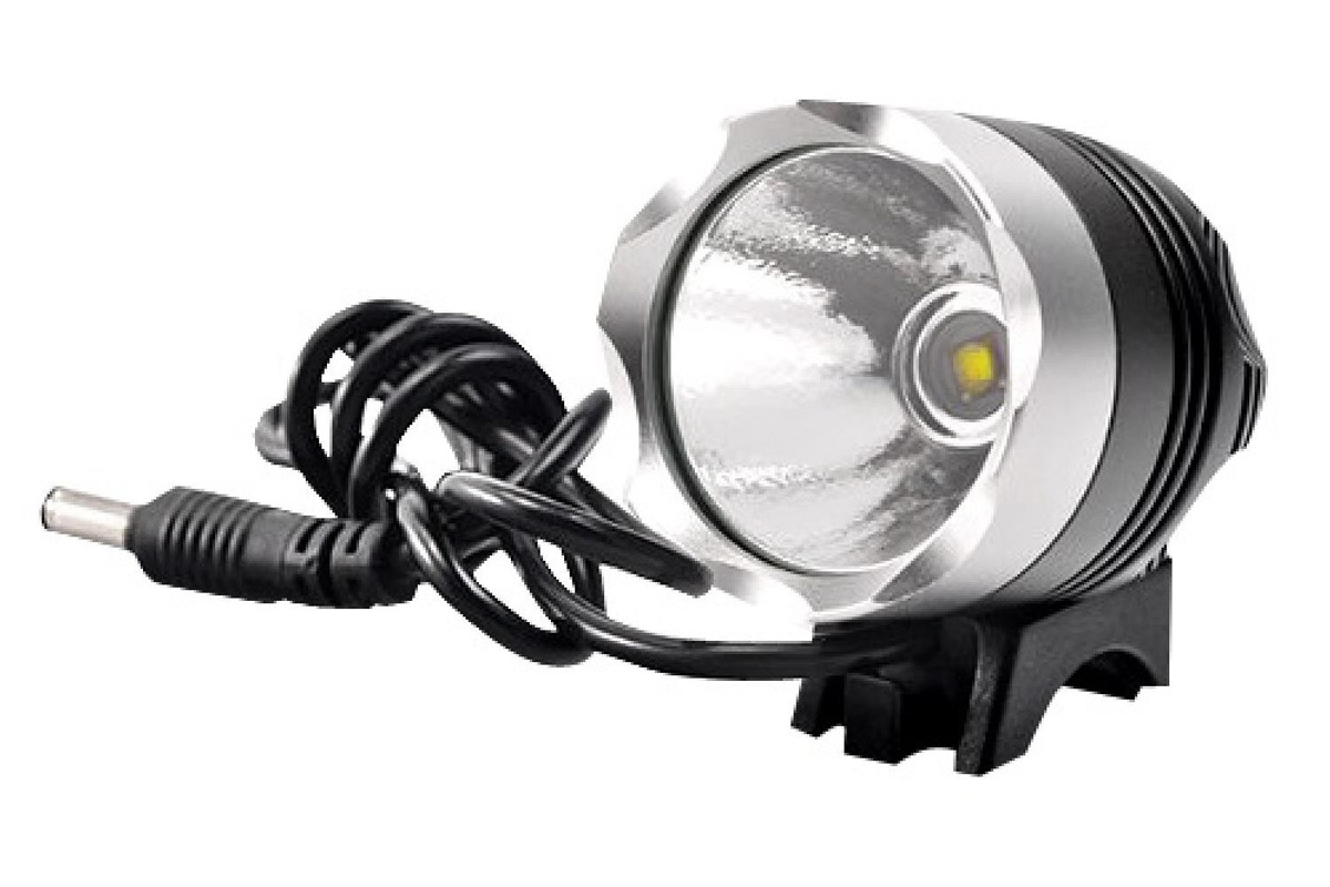 Фонарь передний SANGUAN SG-B1000 1000lm черныйФОНАРИ<br>Передний велосипедный фонарь SANGUAN SG-B1000 даёт мощный, хорошо сфокусированный световой поток силой 1000лм. Наилучший показатель дальности освещения. На тестовых фотографиях видно, что световой поток бьёт до 100 метров, на 50 метрах отлично виден человек. Один светодиод работает от литиевого аккумулятора 4400mAh, 8,4V. Время работы в режиме максимальной яркости - до 3 часов, в режиме слабого свечения - до 30 часов. 4 режима. Время работы светодиода quot;на отказquot; - 50 тысяч часов. Комплект поставки: - фонарь; -аккумулятор; -зарядное устройство от сети 220В; -налобное крепление; -резиновые хомуты для крепления на руль; -инструкция. Влагоустойчивый.<br><br>бренд: SANGUAN<br>год: Всесезонный<br>рама: None<br>вилка: None<br>блокировка амортизатора: None<br>диаметр колес: None<br>тормоза: None<br>уровень оборудования: None<br>количество скоростей: None<br>Цвет: черный<br>Размер: None