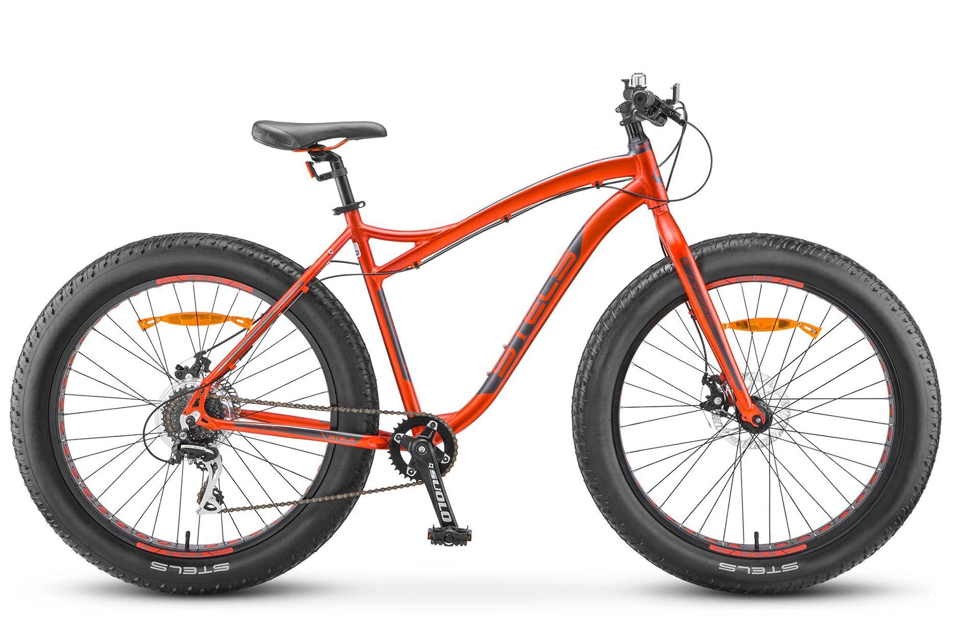 Велосипед Stels Navigator 680 MD 26 (2018) красный 20