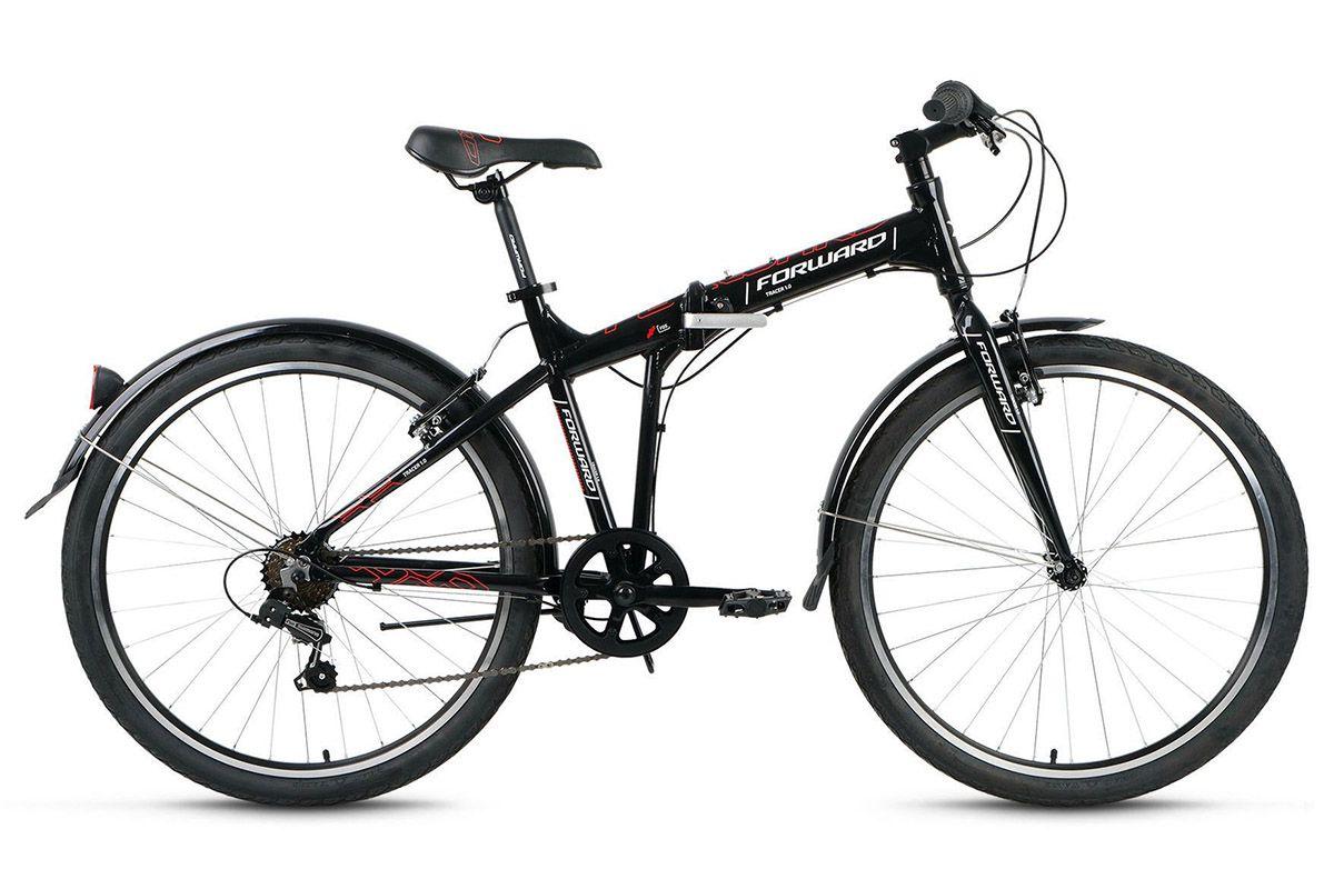 Велосипед Forward Tracer 1.0 (2017) мятный-матовый 19