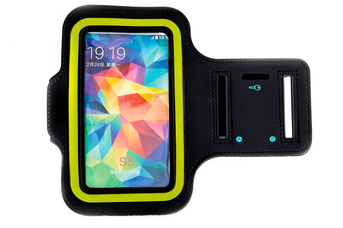 Водозащитный держатель - чехол на руку для Samsung S5 AM01 Vinca Sport чёрный