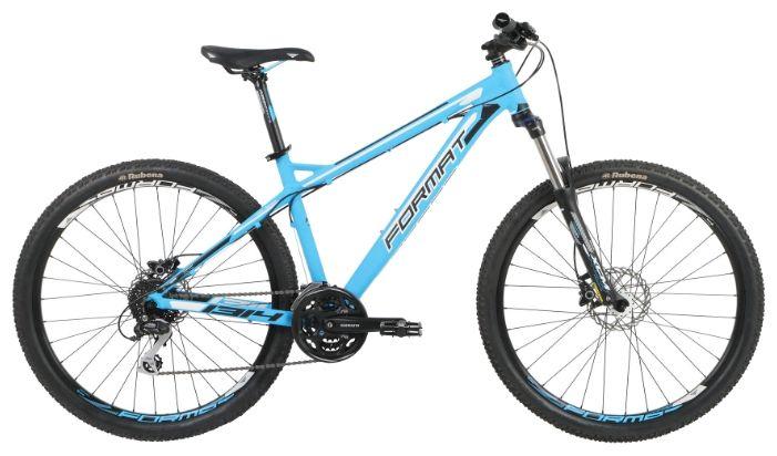 Велосипед Format 1314 (2016) синий-матовый 16