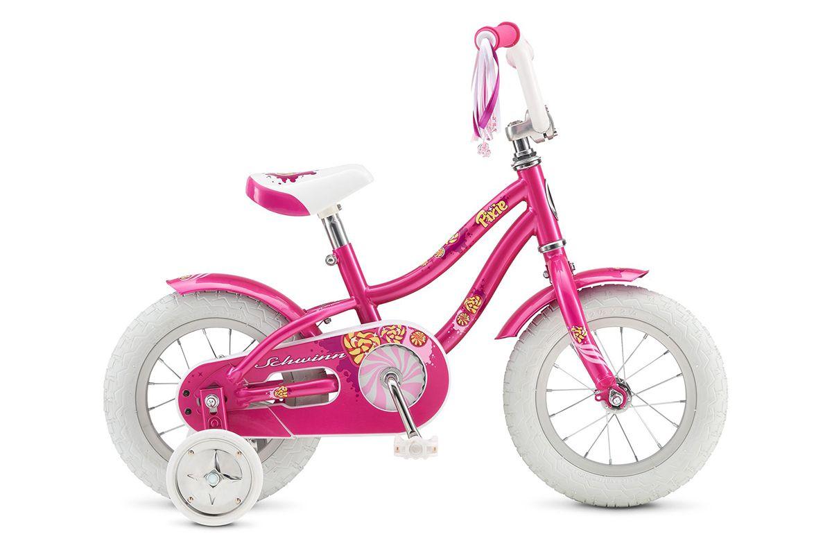 SCHWINN Велосипед Schwinn Pixie (2017) розовый one size велосипед schwinn pixie 12 2015