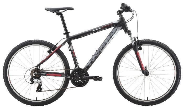 Велосипед Silverback Stride Sport (2015) черно-белый 16