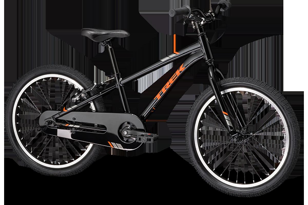 Велосипед Trek Precaliber 20 SS CST B (2017) голубой 11