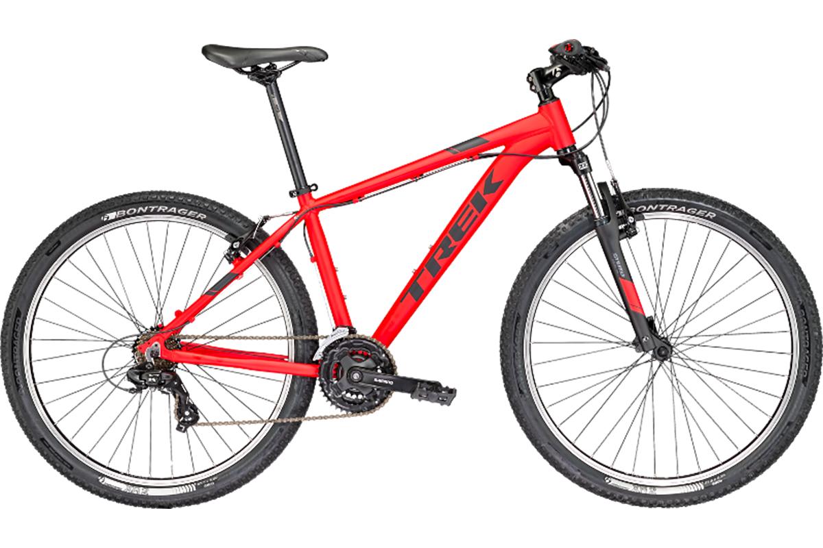 Велосипед Trek Marlin 4 29 2017 красный 19.5 д