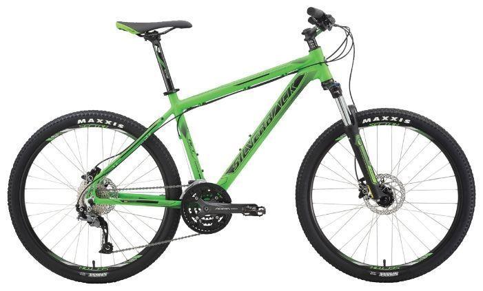 Велосипед Silverback Stride 10 (2015) зеленый 20