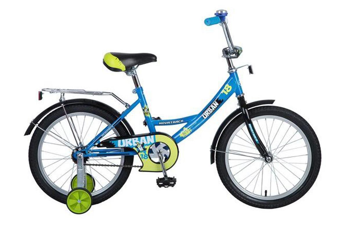 NOVATRACK Велосипед Novatrack Urban 18 (2016) красный one size детский велосипед novatrack urban 18 red