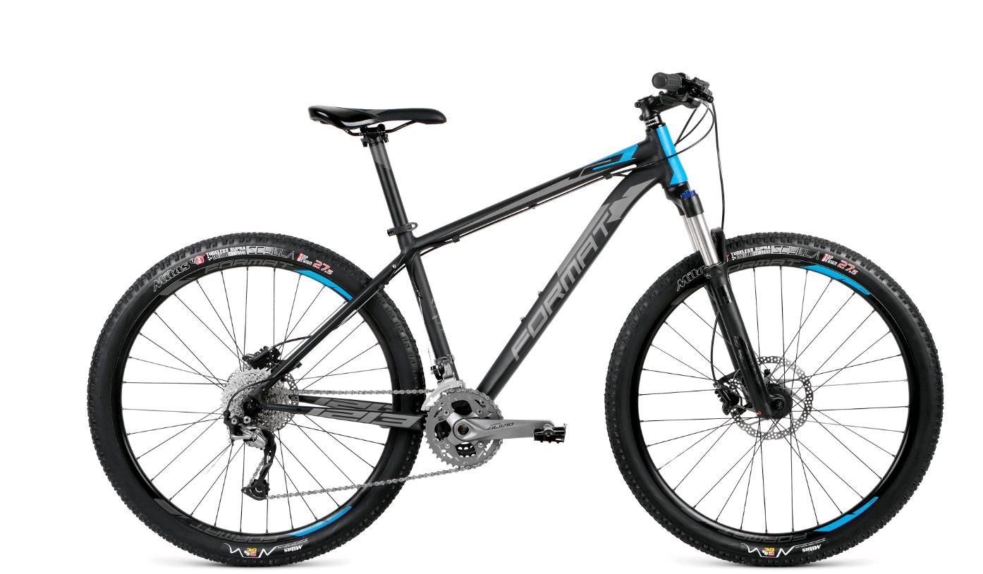 Велосипед Format 1213 29 2018 черный-матовый M