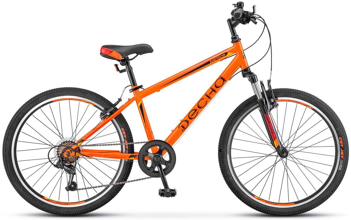 Велосипед Десна Метеор 24 V010 2018 зеленый 14 д