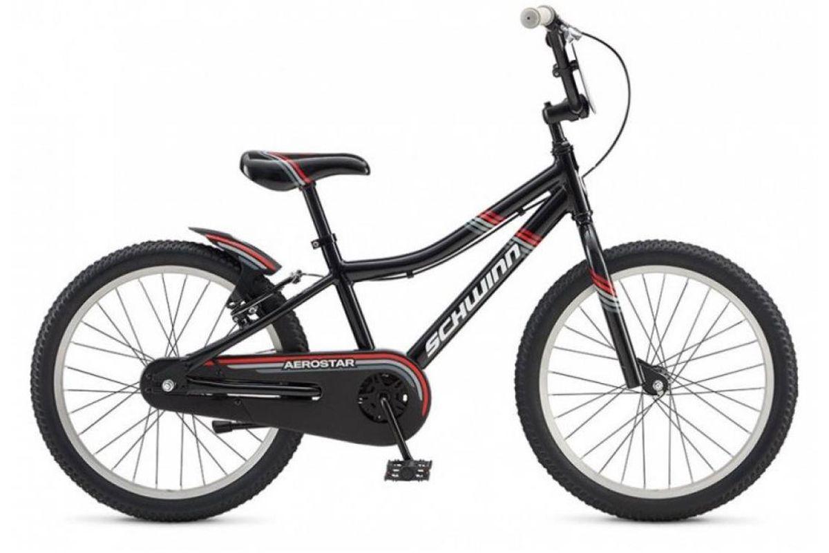 Велосипед Schwinn Aerostar 2018 чёрный one size