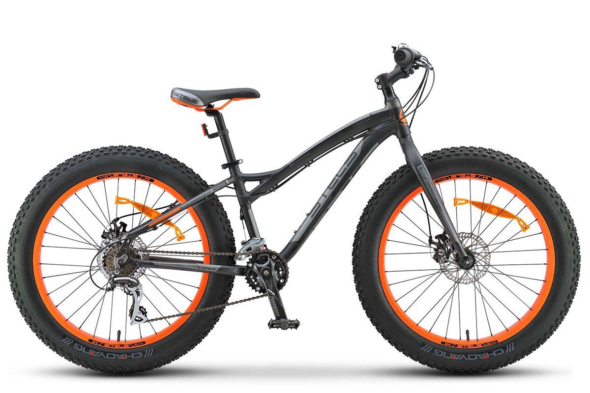 """Купить со скидкой Велосипед Stels Navigator 480 MD 24 (2017) черный 13.5"""""""