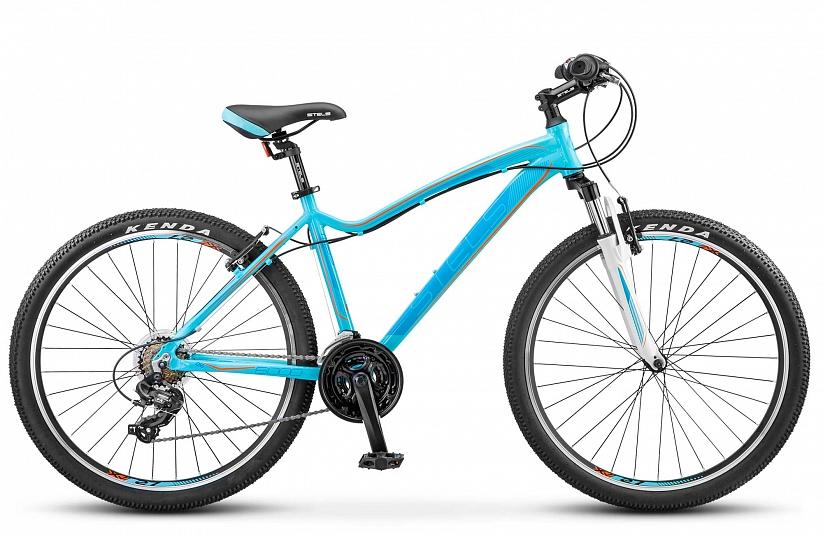 "Велосипед Stels Miss 6000 V 26 (2018) голубой 17"" STELS"