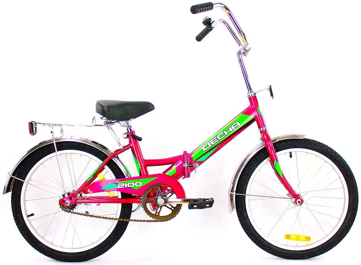 Велосипед Десна-2100 20 Z011 (2018) красный 13