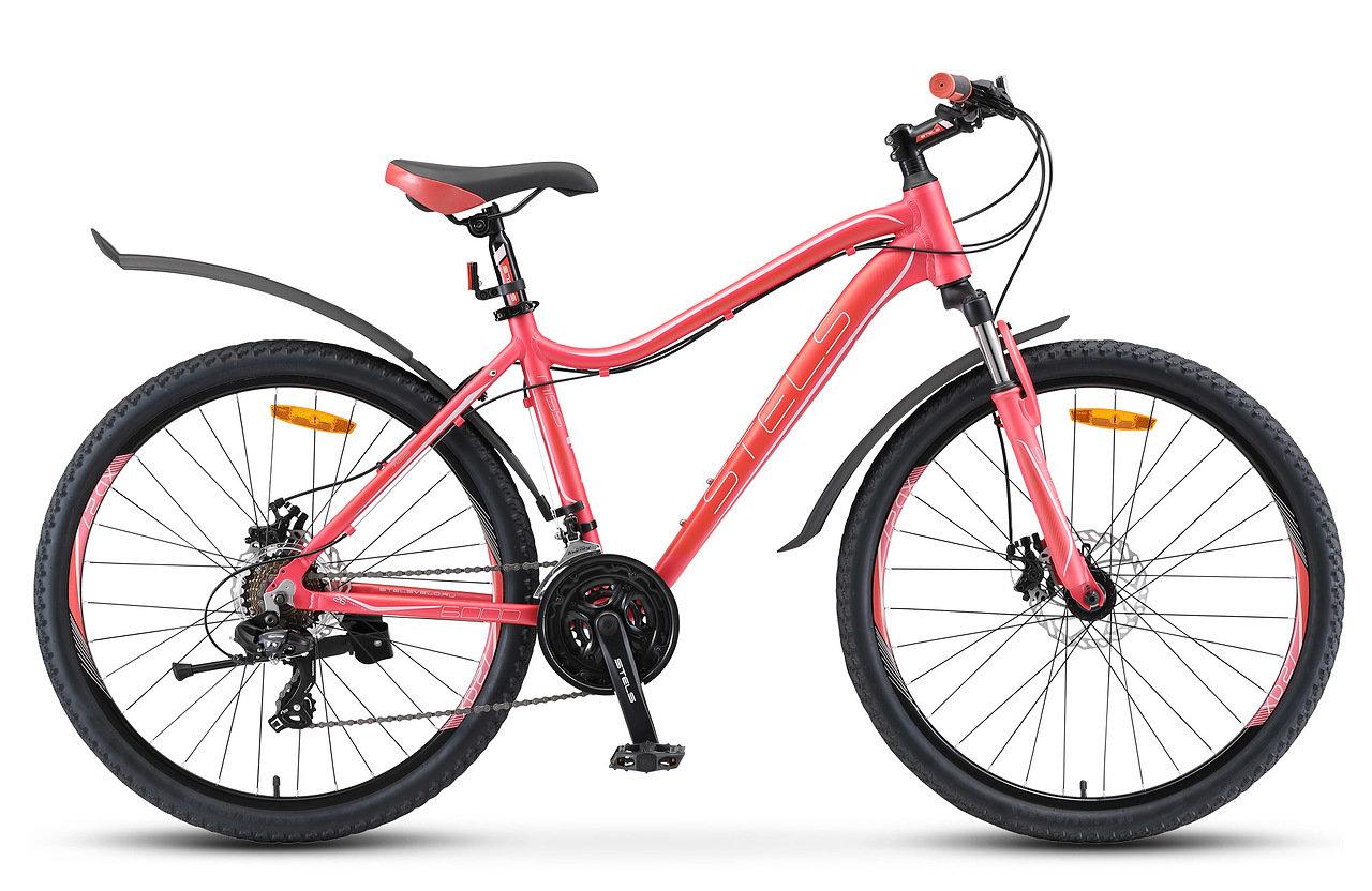 Велосипед Stels Miss 6000 MD 26 V010 2019 красный 19 д