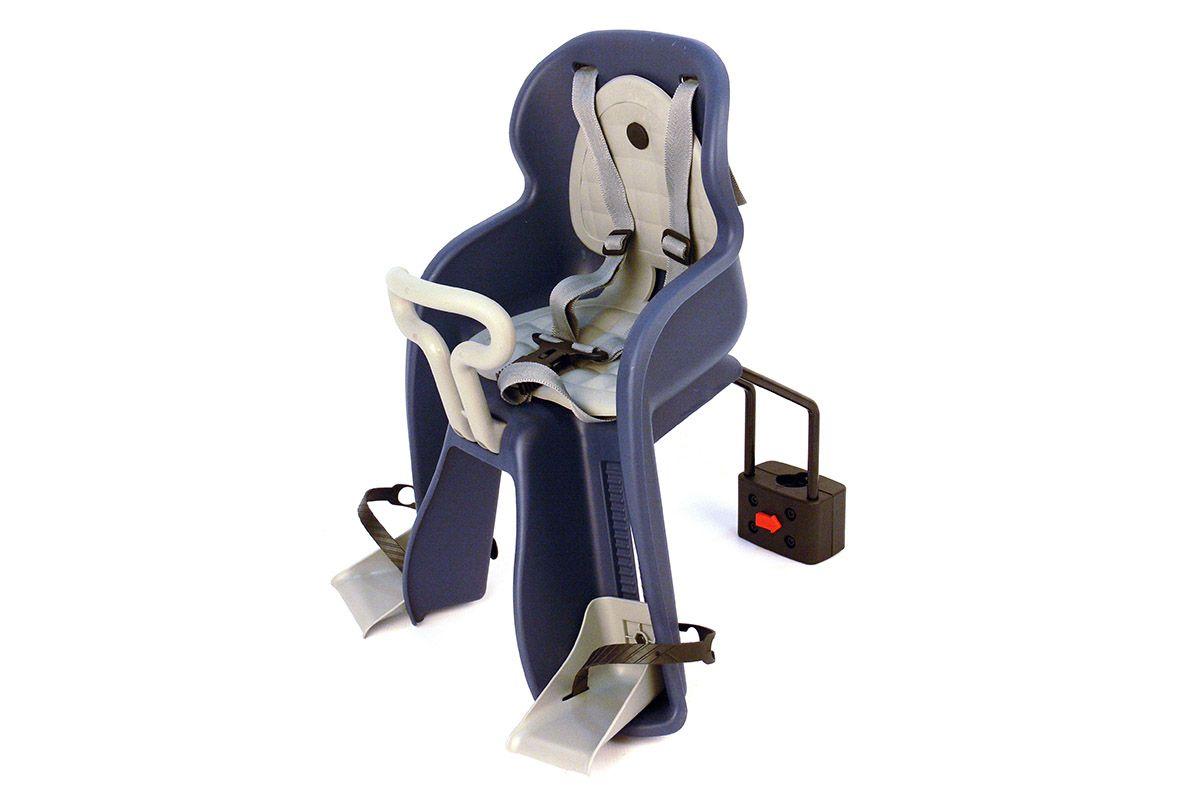 Детское кресло GH-516 черныйДЕТСКИЕ КРЕСЛА<br>Переднее детское кресло крепится на подседельную трубу рамы на металлических дугах, обладает мягкой спинкой и регулируемыми упорами для ног.<br><br>бренд: NO-NAME<br>год: Всесезонный<br>рама: None<br>вилка: None<br>блокировка амортизатора: None<br>диаметр колес: None<br>тормоза: None<br>уровень оборудования: None<br>количество скоростей: None<br>Цвет: черный<br>Размер: None
