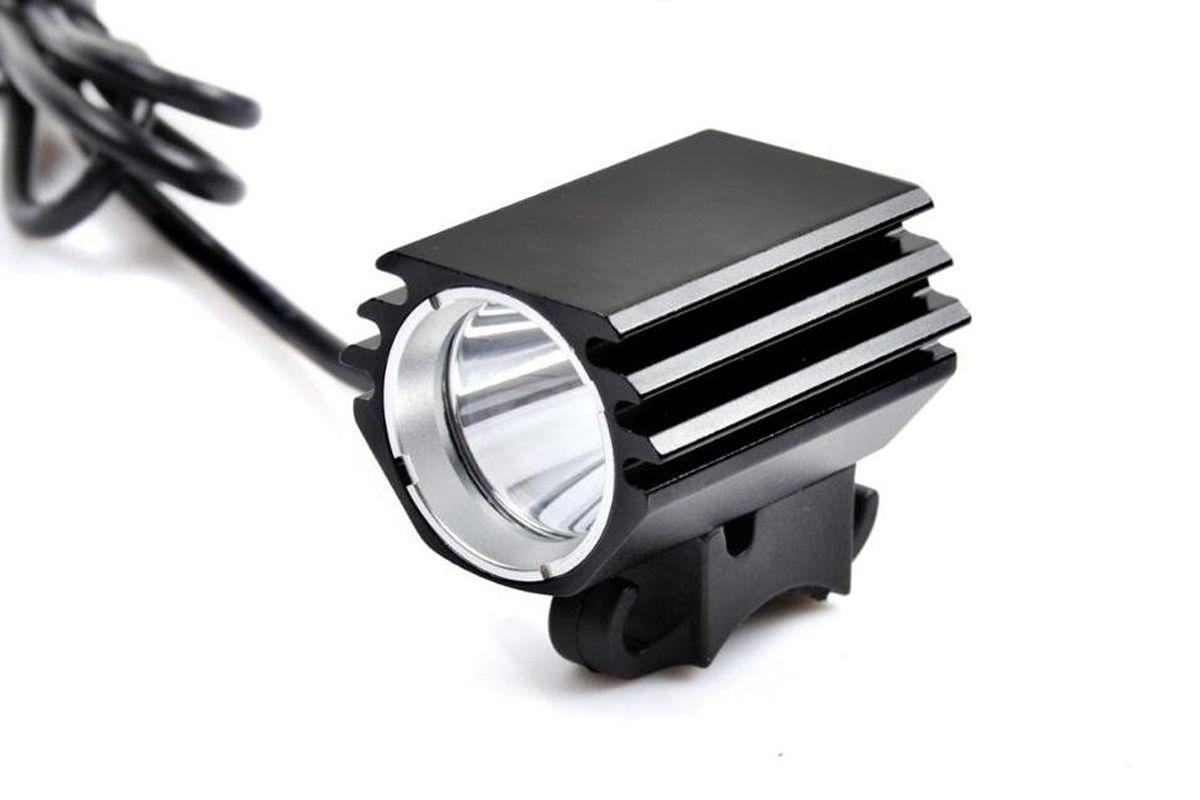 Фонарь передний SANGUAN SG-X1 1000lm чёрный