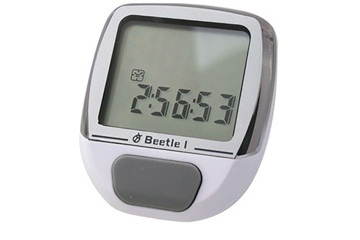 Велокомпьютер Echowell Beetle-1 белый
