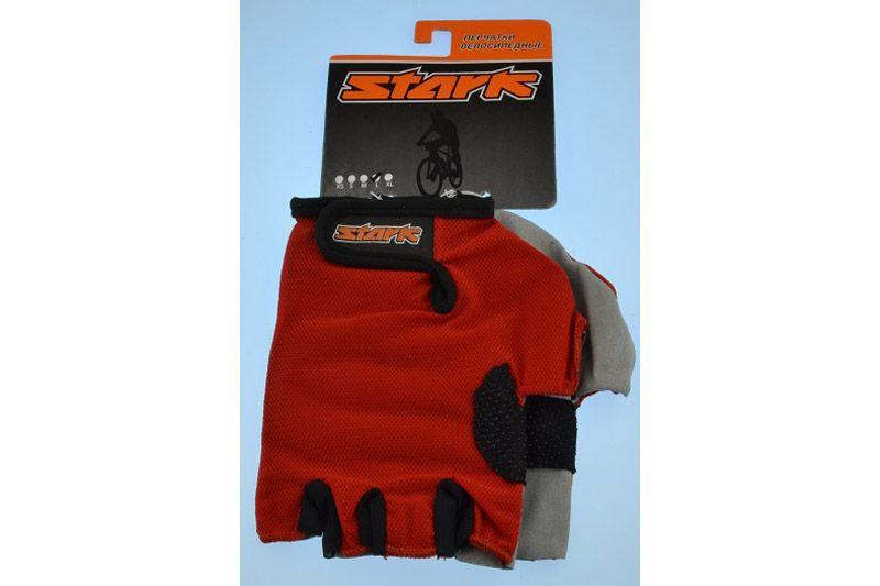 Велоперчатки Stark NC-702 красные - STARK