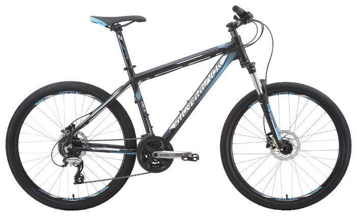Велосипед Silverback Stride 15 (2015) черно-синий 22