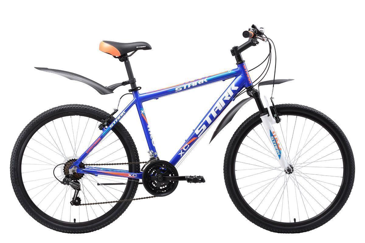 Велосипед Stark Tank 26.1 V 2017 сине-оранжевый 18 д