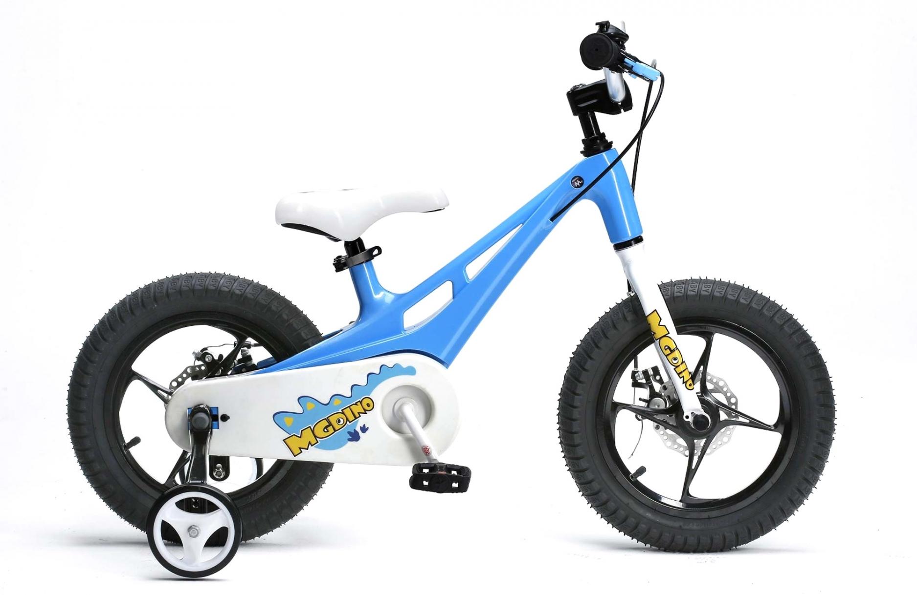 Велосипед Royal Baby MG Dino 14 синий one size