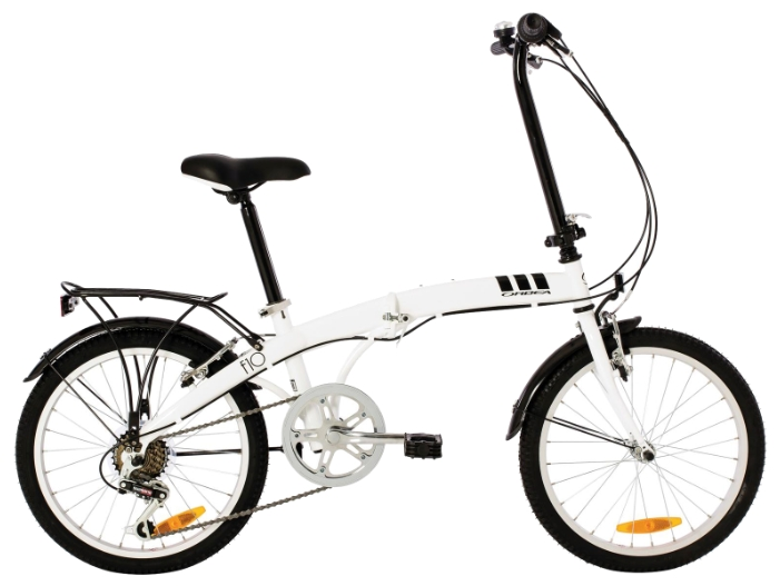Велосипед Orbea Folding F10 (2015) белый one size