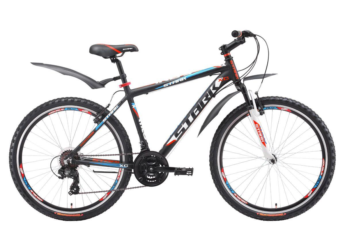Велосипед Stark Indy (2016) сине-оранжевый 20КОЛЕСА 26 (СТАНДАРТ)<br>К достоинствам горного велосипеда Stark Indy относятся: крепкий рулевой узел алюминиевой рамы; 21 скоростная трансмиссия; передний переключатель фирмы Shimano, который обеспечит чёткое переключение. Оставаясь всё так же недорогим и надёжным велосипедом, данная модель ощутимо повысит качество ваших велосипедных прогулок. Stark Indy не подвергся изменениям и полностью соответствует модели 2015 года.<br><br>бренд: STARK<br>год: 2016<br>рама: Алюминий (Alloy)<br>вилка: Амортизационная (пружина)<br>блокировка амортизатора: Нет<br>диаметр колес: 26<br>тормоза: Ободные (V-brake)<br>уровень оборудования: Начальный<br>количество скоростей: 21<br>Цвет: сине-оранжевый<br>Размер: 20