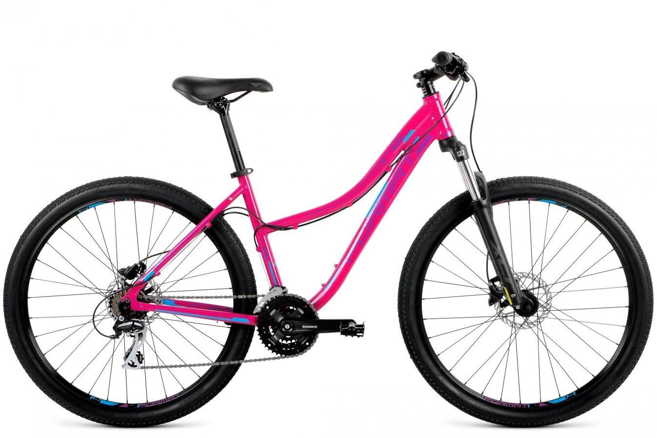 Велосипед Format 7711 27.5 2018 фиолетовый S