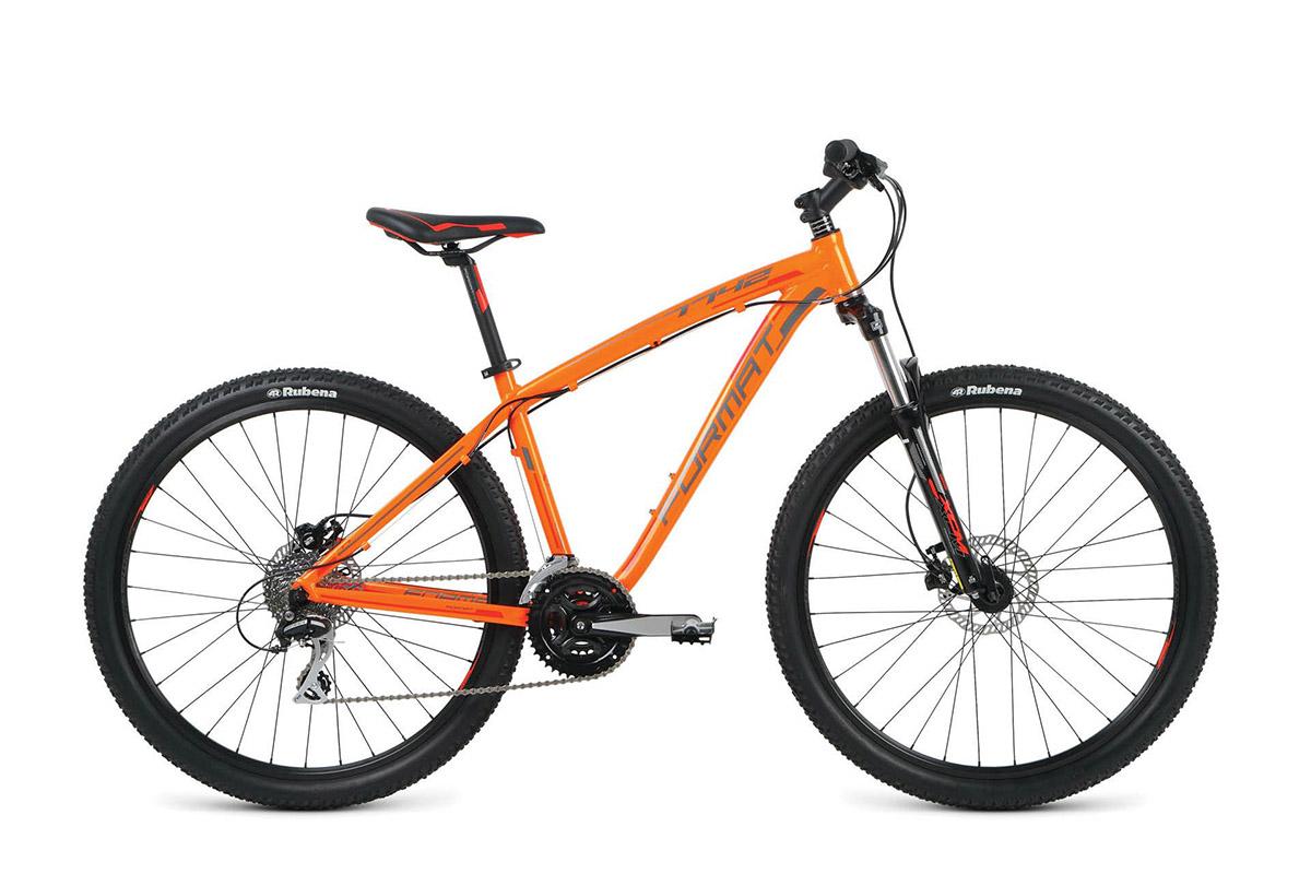 Велосипед Format 7742 (2016) оранжевый 16