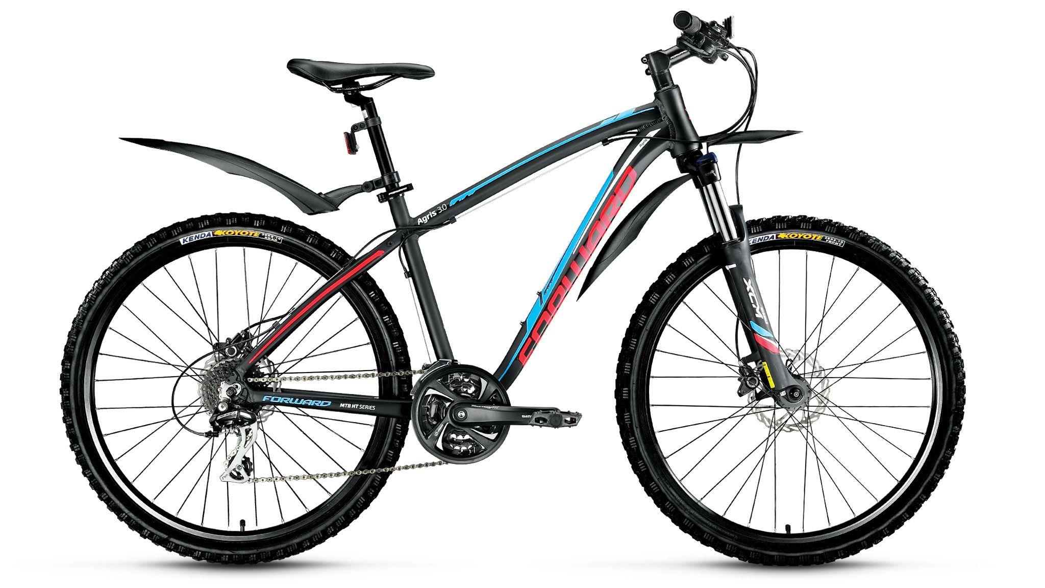 FORWARD Велосипед Forward Agris 3.0 disc (2016) красный-матовый 19 велосипед forward portsmouth 1 0 19 2016 black
