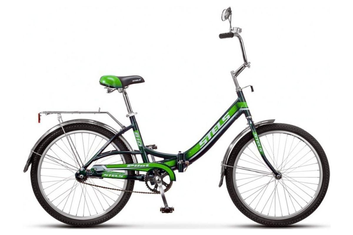 Велосипед Stels Pilot 810 24 (2015) черно-красный 16ГОРОДСКИЕ СКЛАДНЫЕ<br>Складной эконом велосипед Stels Pilot 710 оснащён стальной рамой. Установлена стальная жёсткая вилка, ножные тормоза и оборудование начального уровня. Stels Pilot 710 2016 имеет складную конструкцию для удобства хранения и перевозки в транспорте.<br><br>бренд: STELS<br>год: 2015<br>рама: Алюминий (Alloy)<br>вилка: Жесткая (сталь)<br>блокировка амортизатора: None<br>диаметр колес: 24<br>тормоза: Ножной ( Coaster brake)<br>уровень оборудования: Любительский<br>количество скоростей: 1<br>Цвет: черно-красный<br>Размер: 16