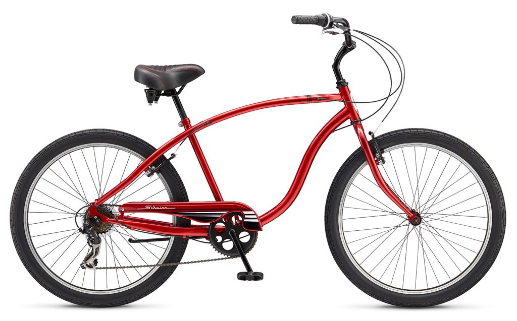 SCHWINN Велосипед Schwinn Corvette (2015) красный one size велосипед schwinn tornado 2015