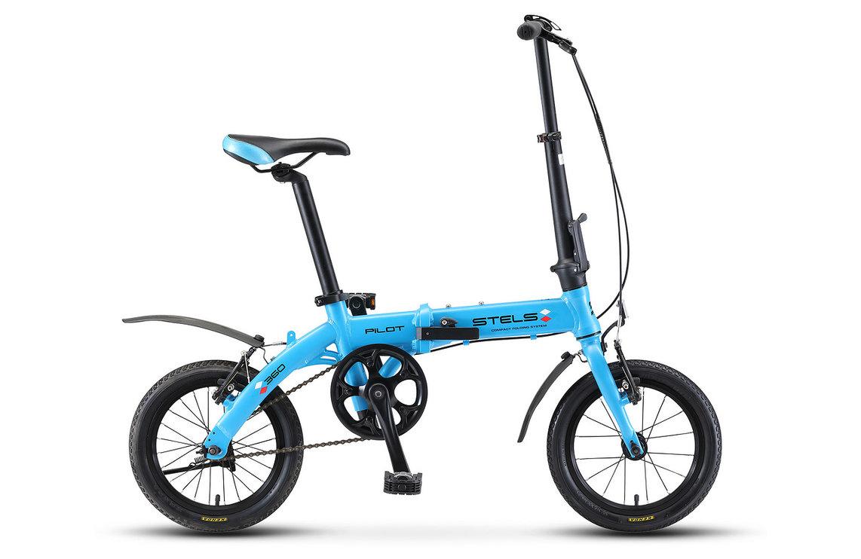 Велосипед Stels Pilot 360 V010 2019 синий