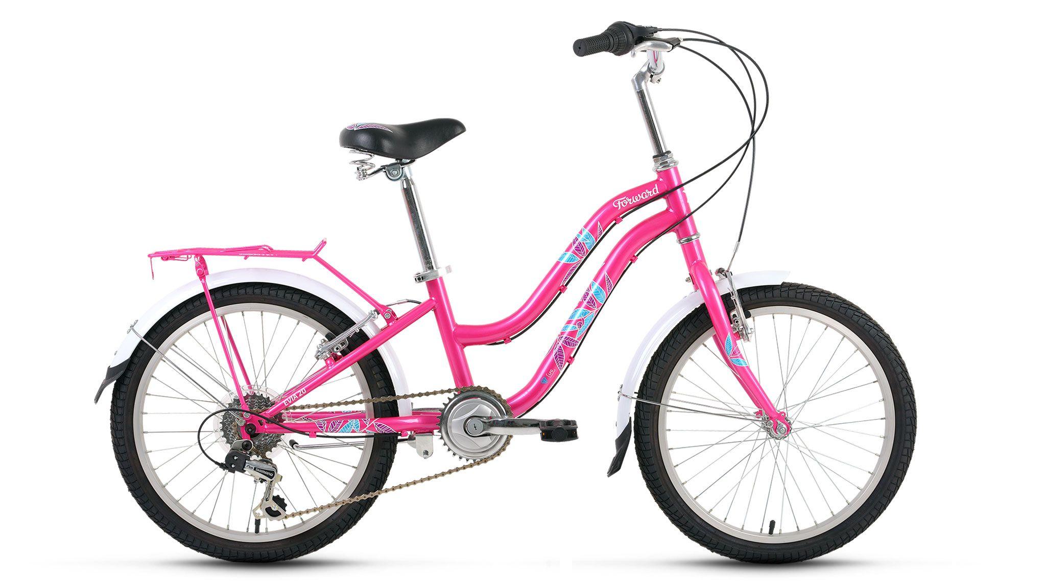 FORWARD Велосипед Forward Evia 20 (2016) белый 10.5  franke kbg 110 34 125 0176 637