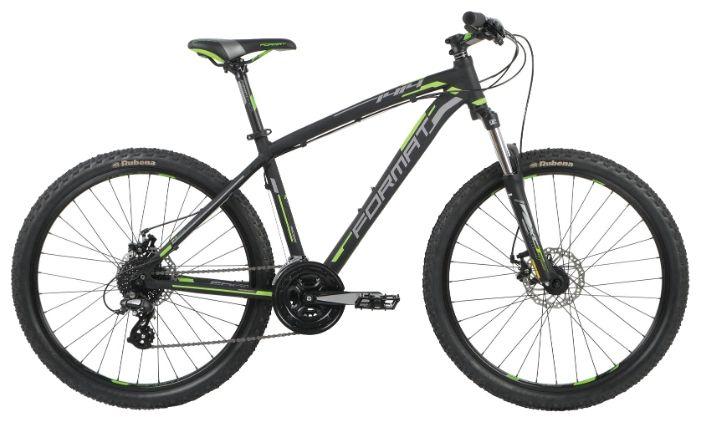 Велосипед Format 1414 26 (2016) черный-матовый 16