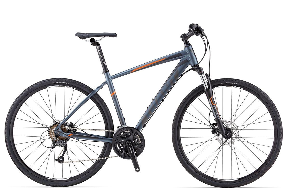 Велосипед Giant Roam 2 Disc 2014 темно-синий S