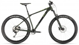 Велосипед Cube Reaction TM 27.5 (2019)