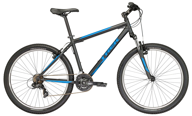 Велосипед Trek 820 2017 чёрный 19.5 д