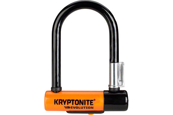 Замок велосипедный Kryptonite U- locks EVOLUTION MINI-5 + BRKT